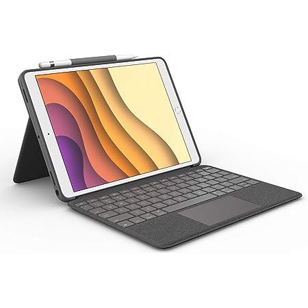 Logitech Combo Touch para iPad Air 3a generación y iPad Pro 10.5 pulgadas, funda con Teclado Retroiluminado, con Trackpad y Smart Connector, ...