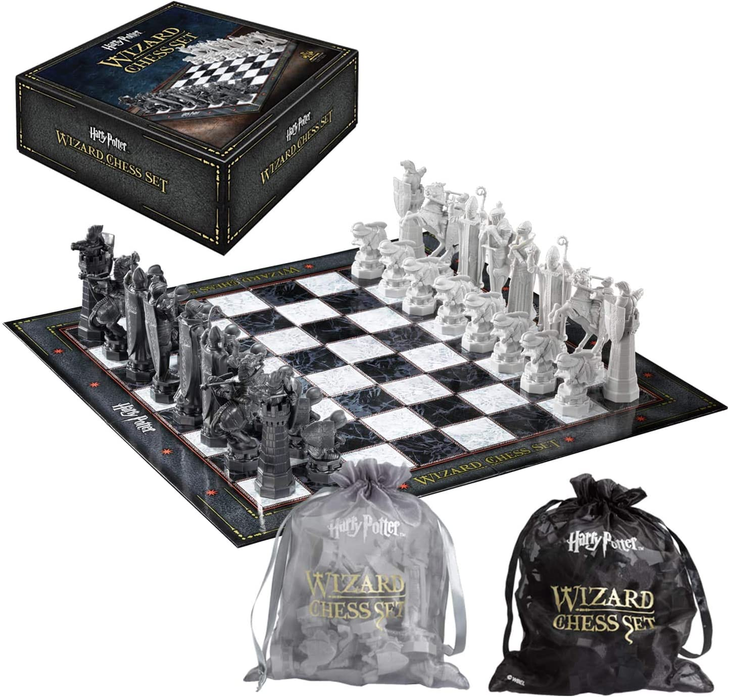 Harry Potter Wizard Ranking integrated 1st place Chess Set Popularity