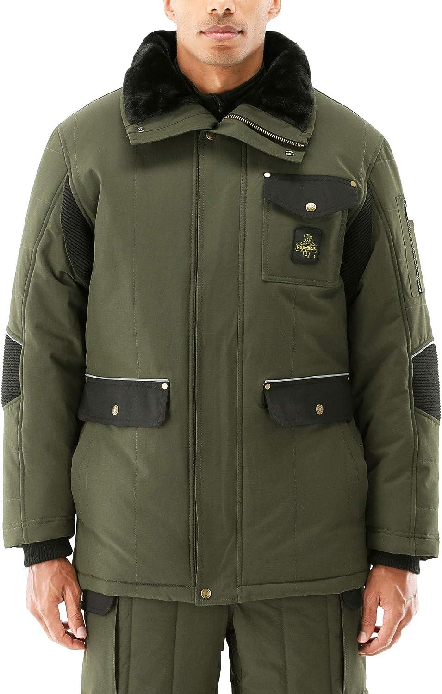 RefrigiWear 54 Gold Insulated Jacket