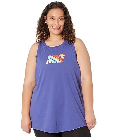Nike Dry Tank Spring Break (Sizes 1X-3X)