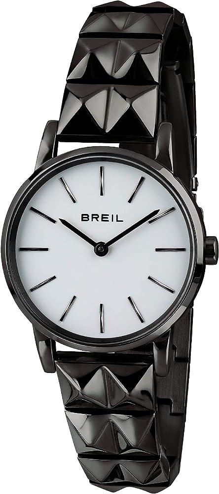 Breil orologio per donna modello rockers con bracciale in acciaio TW1845