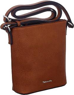 Tamaris Alessia 30444 100 Damen Handtasche mit Reißverschluss 15,00x18,00x6,00 cm BxHxT