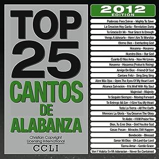 Top 25 Cantos De Alabanza (2012 Edition)