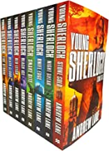 Young Sherlock Holmes 8 Books Collection Set By Andrew Lane (Night Break, Stone Cold, Knife Edge, Snake Bite, Fire Storm, ...