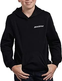 Dickies Unisex-Child KW47 Reflective Graphic Fleece Hoodie Hooded Sweatshirt