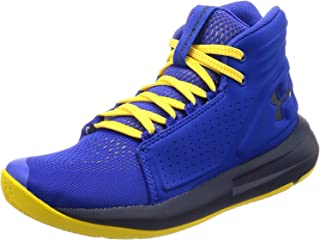 Under Armour Boys' Grade School Torch Mid Basketball Shoe