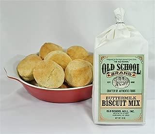Old School Brand Buttermilk Biscuit Mix - Makes 12-15 Biscuits