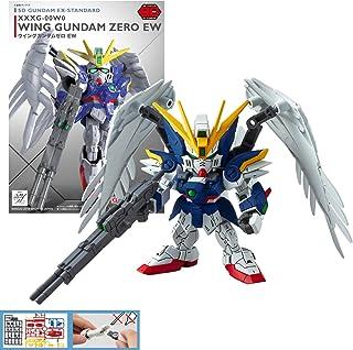 Bandai MK57600/5057600 Gundam EX-Standard 004 Wing Gundam Zero (EW)