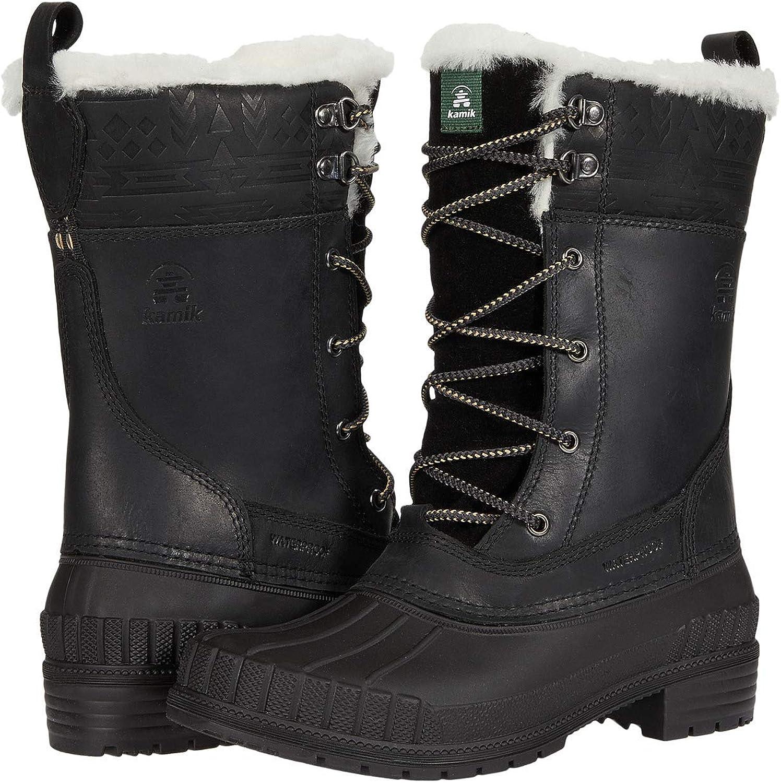Kamik Girl's Snow Mid Calf Boot