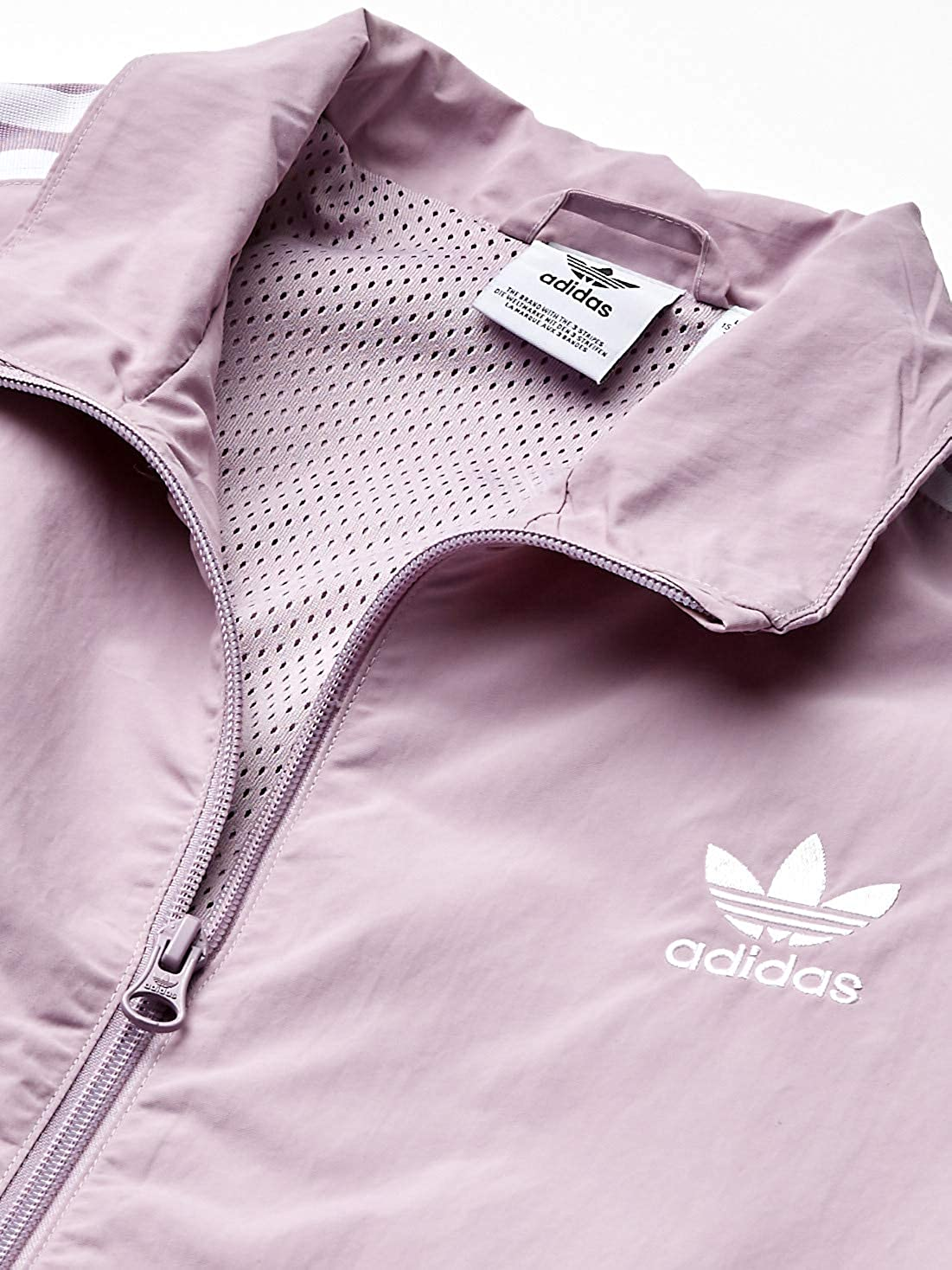 adidas Originals Kids' Big Juniors New Icon Track Top Jacket