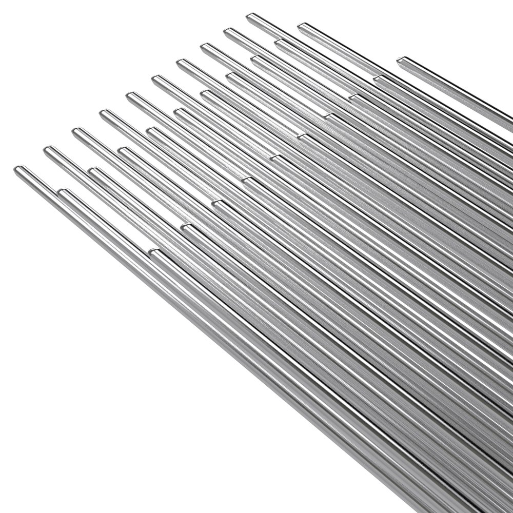 50, 1.6mm 4043 Aluminium TIG Welding Rods 33cm Wire Filler 1.6mm 2.4mm 3.2mm 5/% Silicone by BMF DIRECT/®