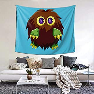 Kaivi Performapal Kuribohble Anime Wall Blanket for Wall Decor Durable Easy to Hanging