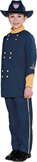 kids civil war uniform