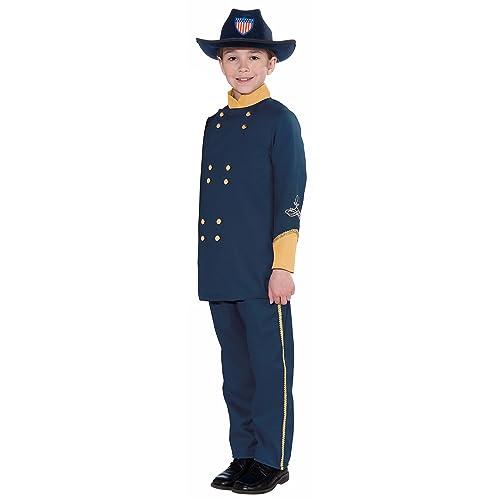 13d6198ab483d Forum Novelties Union Officer Child's Costume, Large