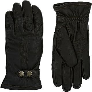Hestra 20870 Men's Tallberg Five Finger Gloves,  Black - 7