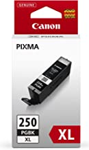 Canon PGI-250XL Pigment Black Ink-Tank Compatible to MG6320 , IP7220 & MG5420, MX922, MG5520, MG6420, MG7120, iX6820, iP87...