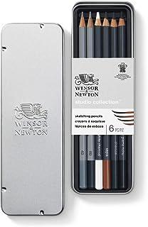 Winsor & Newton Studio Collection Set Lata de Lápic