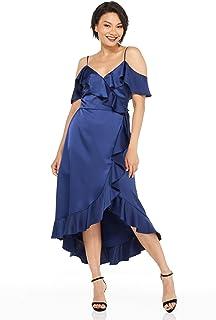 Maggy London Women's Satin Back Crepe Cocktail Dress