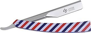 Lycos Navaja de afeitar - Maquinilla de afeitar para hombres - Maquinilla manual tradicional