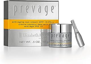 Elizabeth Arden Prevage Crema antienvejecimiento para los ojos, protector solar SPF 15, 0.5 onzas