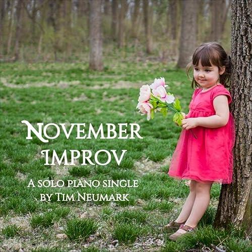 November Improv cover