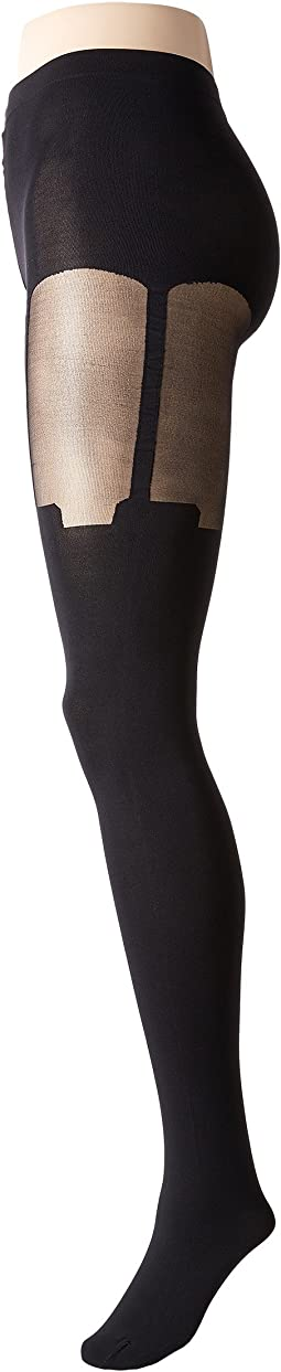 Pretty Polly - House Of Holland Super Suspender Tights