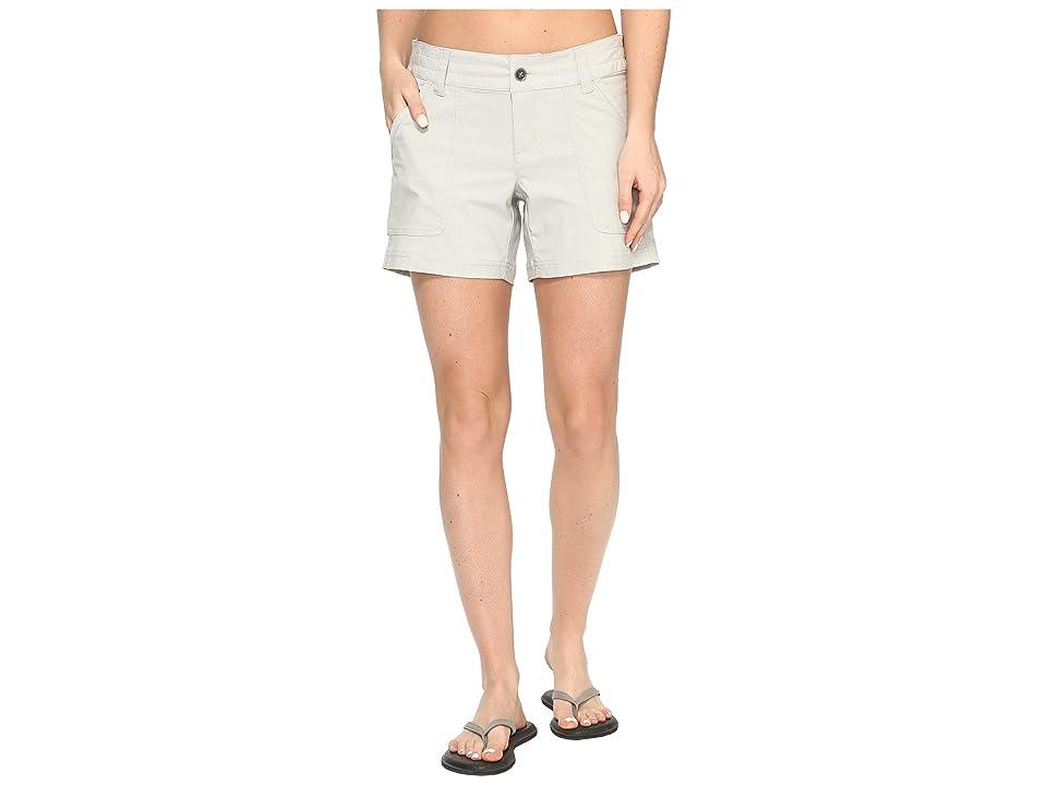 Columbia Pilsner Peaktm Shorts (Flint Grey Oxford) Women