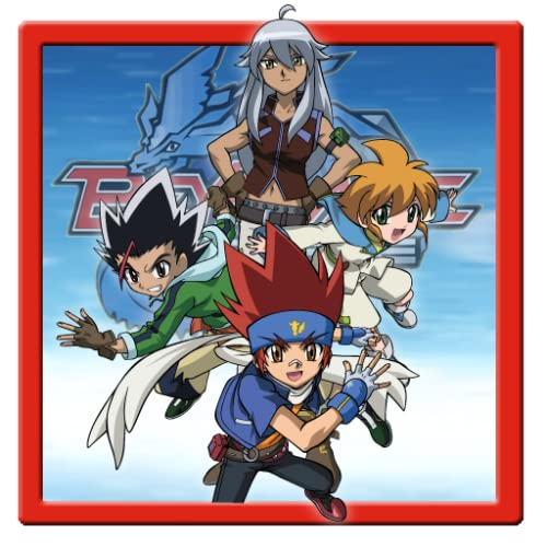 BeyBlade Puzzles Game