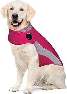 ThunderShirt Polo Dog Anxiety Jacket | Vet Recommended Calming Solution Vest for Fireworks, Thunder, Travel, & Separation...
