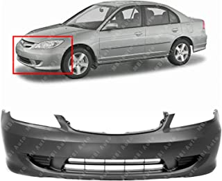 1997 honda accord front bumper