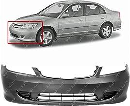 Hybrid Front Bumper Fits 2009 2010 2011 Honda Civic Sedan Painted to Match