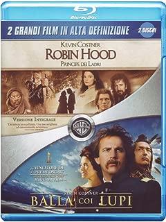 Robin Hood - Principe Dei Ladri / Balla Coi Lupi (2 Blu-Ray)