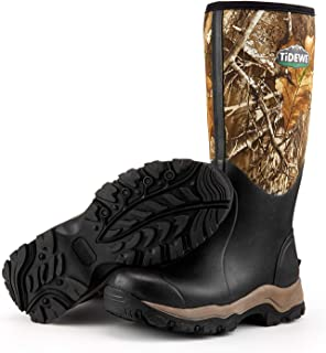 TideWe Hunting Boot for Men, Insulated Waterproof Durable...