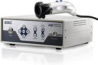 Esc Endoscopy Camera Full Hd 1080p 2.4 Megapixel Rigid Ent Endocam w/Coupler Adapter 60 fps Real Time Imaging (Model : FHD-LP-4000US)