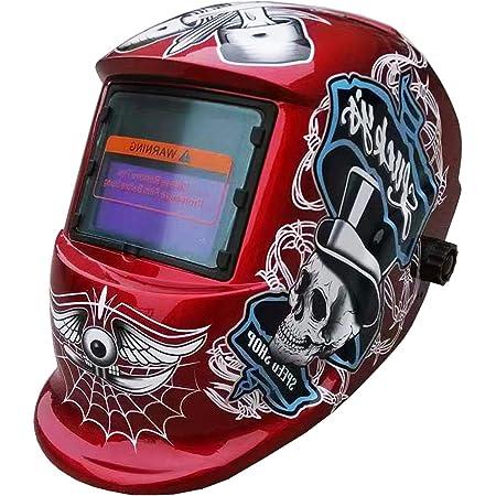 Bibowa Solar Welding Helmets Auto Darkening Arc Welding Mask 2