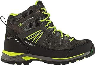 Karrimor Kids Hot Rock Junior Walking Boots Breathable Waterproof