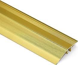 Drempelovergangsstrip Threshold Carpet Cover Floor Trim Free Boor 4.5x120cm Profielen vloer drempel rand trim deur naad st...
