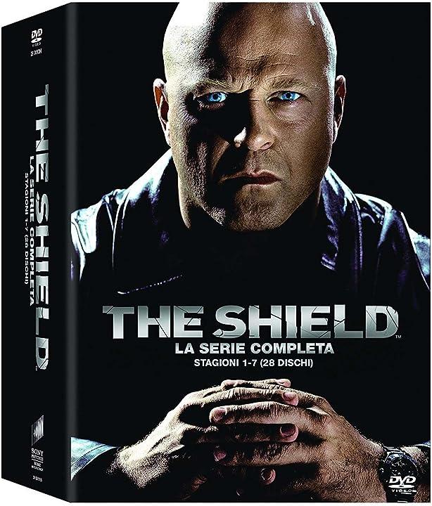 The shield - serie completa - dvd box - stagioni da 1 a 7 B01LTHLPCE