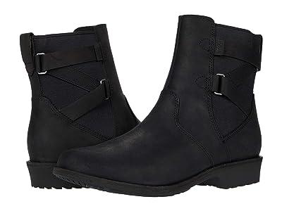 Teva Ellery Ankle WP (Black) Women