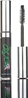 Mineral Mascara by EVXO - All Natural, Organic Ingredients, Hypoallergenic, Vegan, Cruelty Free, Gluten Free (Black)