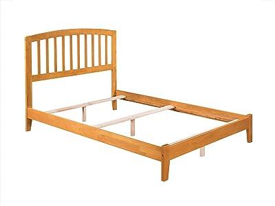 Atlantic Furniture AR8831037 Richmond Bed Full Caramel