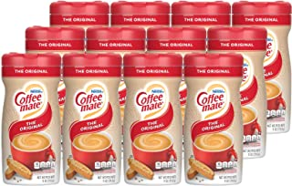 Nestle Coffee mate Coffee Creamer, Original, Non Dairy Powder Creamer, 11 Ounces (Pack of 12)
