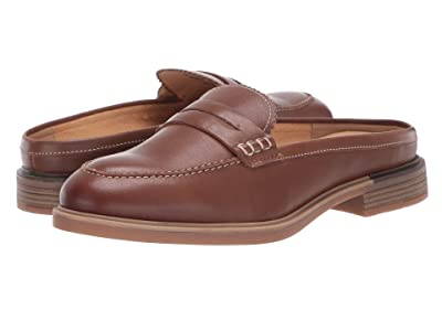 Hush Puppies Bailey Penny Mule (Dachshund Leather) Women