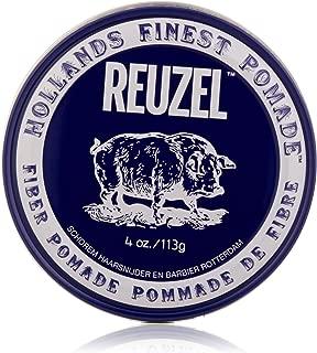 Reuzel Natural Finish Fiber Pomade, 4 oz