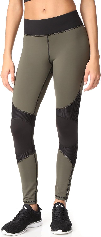 MICHI Women's Moto Zip Leggings