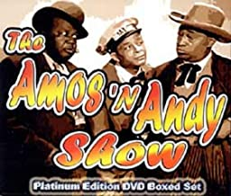 The Amos & Andy Platinum Edition
