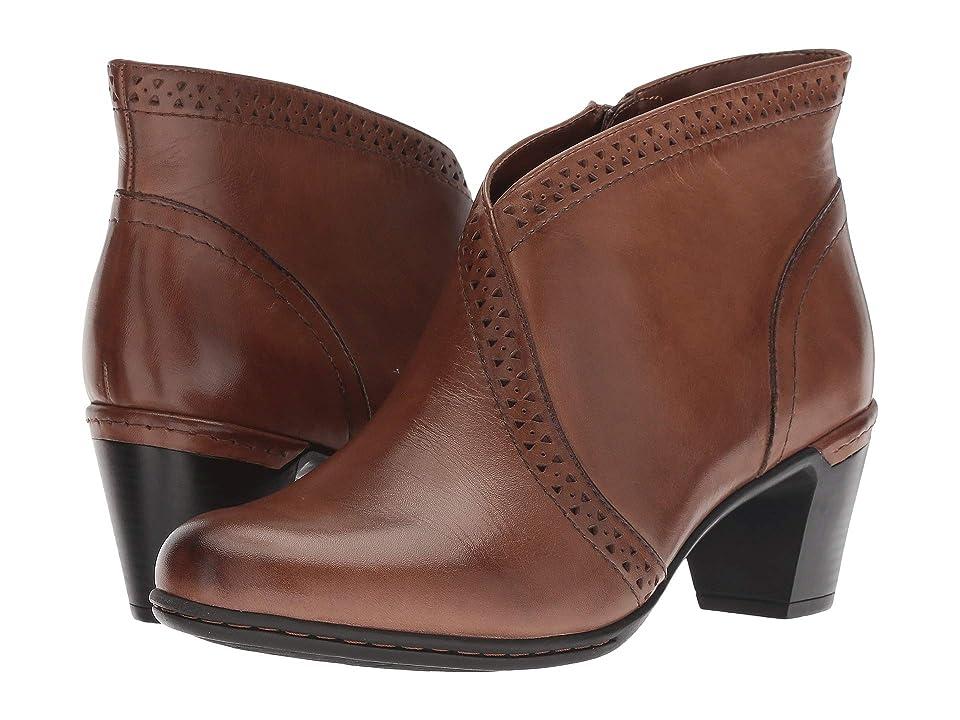 Rockport Cobb Hill Collection Cobb Hill Rashel V Cut Boot (Almond) Women