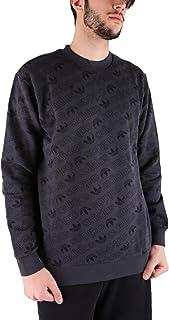 adidas Men's Aop Crew Sweatshirt