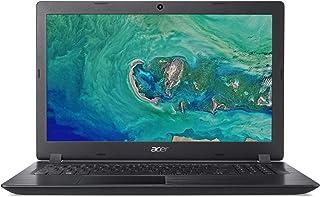 Acer Aspire 3 A315-51-39TQ Laptop NX.GNPEM.052 - Intel Core i3-7020U, 15.6-Inch HD, 1TB, 4GB, English-Arabic Keyboard, Windows 10, Obsidian Black
