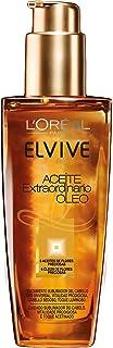 L'Oréal Paris - Elvive Aceite Extraordinario, Uso Universal para Todo Tipo de Cabellos, 100 ml